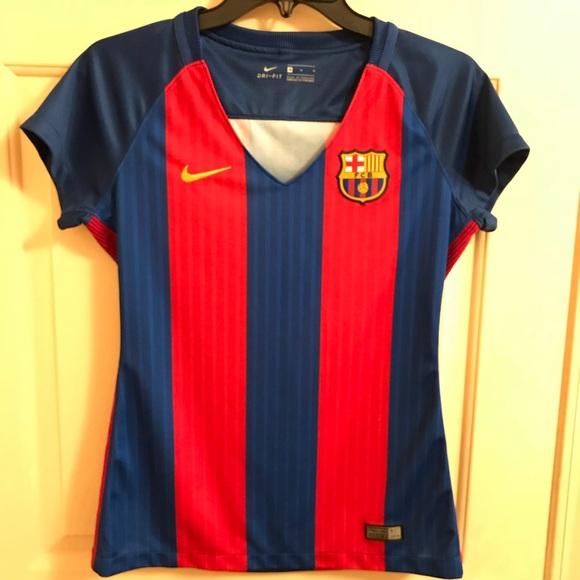 online store 66bcd a13d9 FC BARCELONA WOMEN'S JERSEY